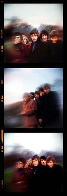 , 'The Rolling Stones - Between The Buttons triptych,' 1966, Snap Galleries
