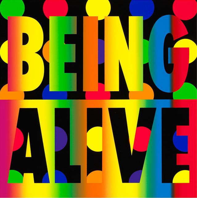 Deborah Kass, 'Being Alive', 2012, New Gallery of Modern Art