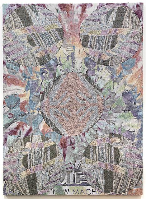 , 'Pachinko Time Warp,' 2015, Jessica Hodin