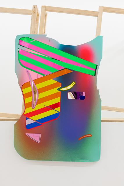 , 'Police Painting 05,' 2018, Annka Kultys Gallery