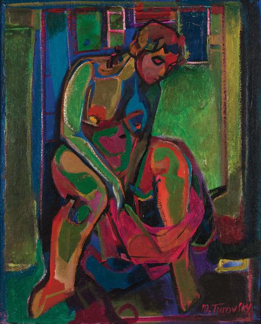 , 'Seated Nude,' ca. 1994, Vail International Gallery