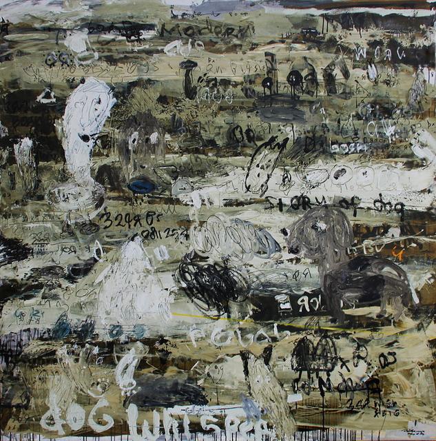 , 'Dog Whisperer,' 2014, Artemis Art