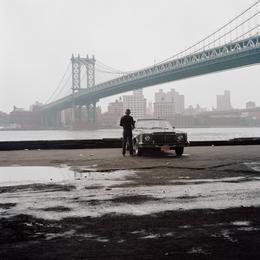 , 'Manhattan Bridge,' 1987, ClampArt