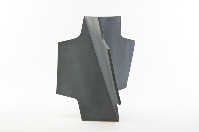 , 'CHARCOAL CROSS,' 2016, Sokyo Gallery