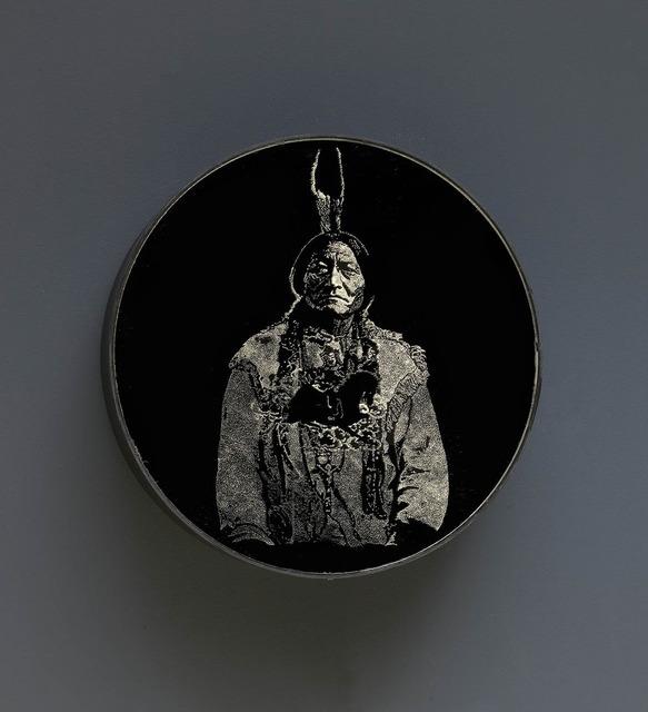 , 'Sitting Bull/Ling Gesar,' 2014, Rossi & Rossi