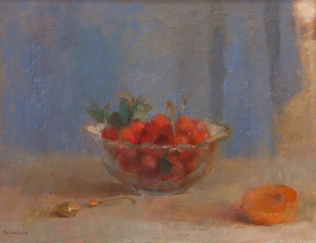 , 'Still Life with Pie Cherries,' , Greenhut Galleries
