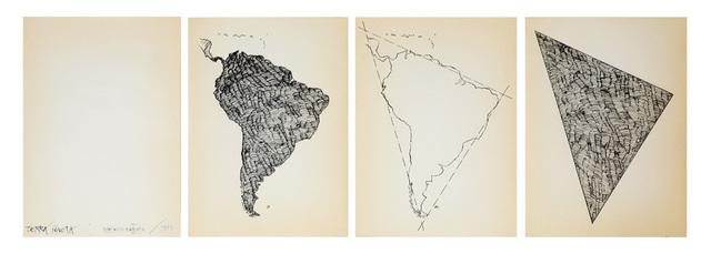 Horacio Zabala, 'Terra Ignota', 1973, Henrique Faria Fine Art