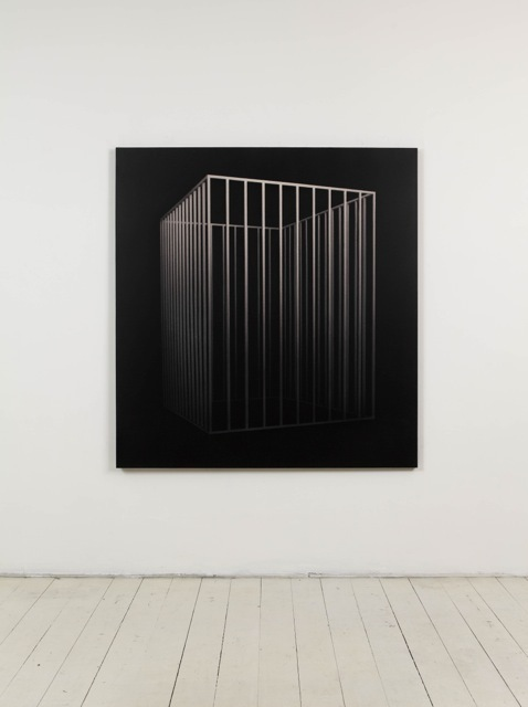 Marco Tirelli, 'Untitled', 2011, Painting, Acrylic and ink on canvas, AF Projects/Louise Alexander Gallery