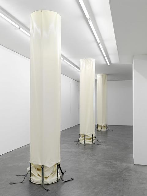 , 'Colonnes,' 1993, Galerie Francesca Pia