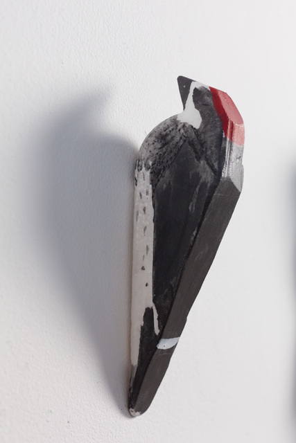 , 'Acorn Woodpecker,' 2015, Seager Gray Gallery