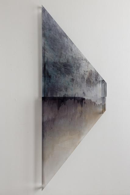 Ger van Elk, 'Untitled (Vertical Landscape)', 2007, BorzoGallery