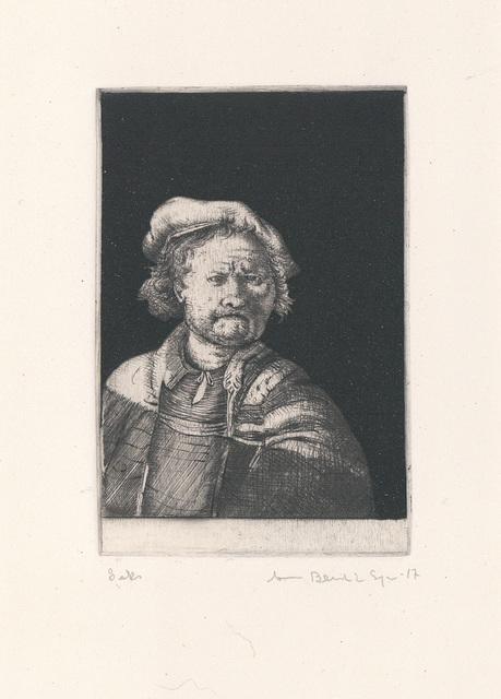 , 'Rembrandt III,' 2017, Kunstverket Galleri