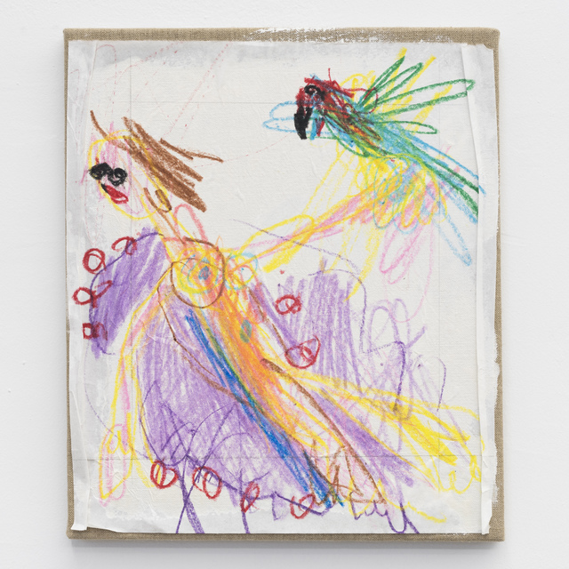 , 'Parrot Painting ,' 2017, Sorry We're Closed