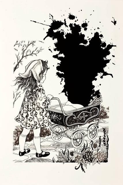 Julie Nord, 'Dukkevognen ', 2014, Artwolfsen
