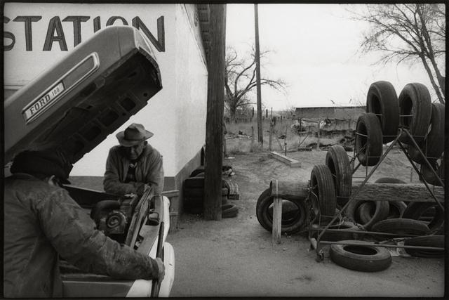 , 'Fidel Montoya in Llanito,' 1971, Etherton Gallery