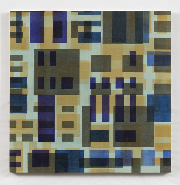 Catherine Mosley, 'Here/Square VI', 2015, A.I.R. Gallery