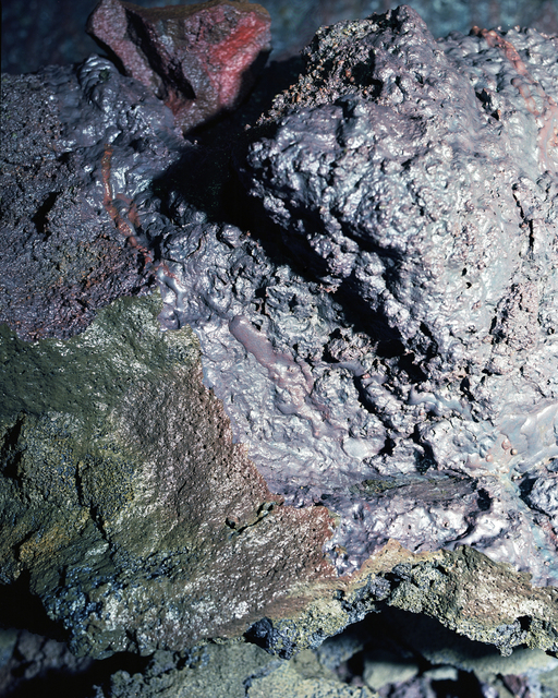 , 'The Cave Series, Vigdelmir Cave 3,' 2017, Prosjektrom Normanns