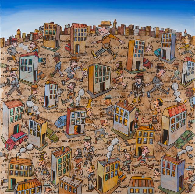 , 'Relato inconcluso,' 2013, Durban Segnini Gallery