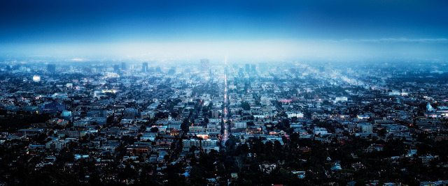 David Drebin, 'Lost In Los Angeles', 2014, Isabella Garrucho Fine Art