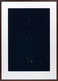 Thomas Ruff, 'Sterne 11h 12m/-35°,' 1989, Phillips: Photographs