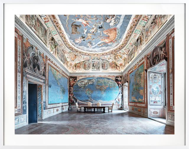 , 'Map Room,' , Merritt Gallery