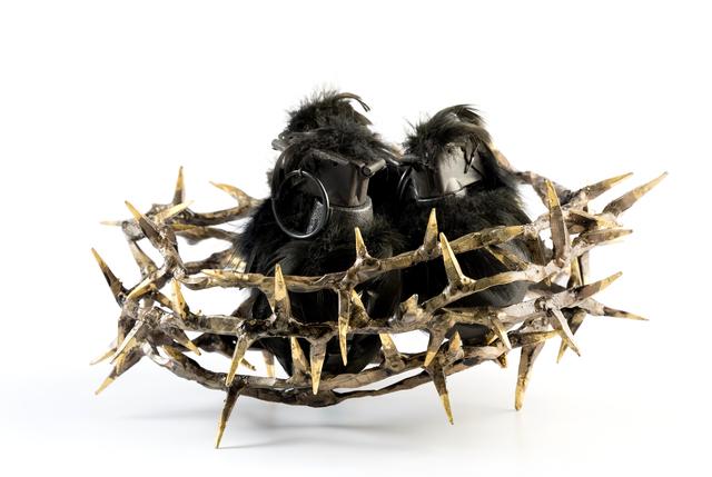 , 'The nest,' 2018, Thompson Landry Gallery