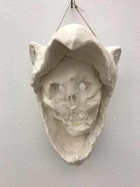 , 'Eagle Skull Mask,' 2018, Galerie Fons Welters