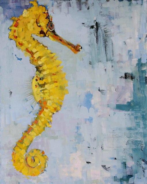 , 'One On Me,' , Sirona Fine Art