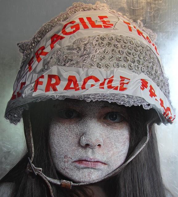 Gordon Harris, 'Fragile Girl', 2019, Gormleys Fine Art
