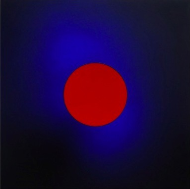 , 'Auric Field (Red Shift),' , Peter Blake Gallery