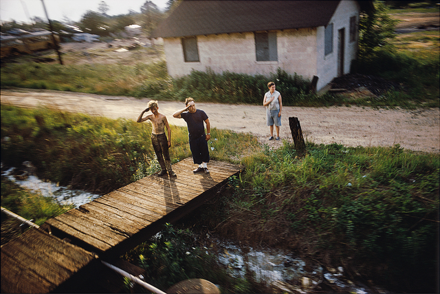 , 'Untitled from RFK Funeral Train,' , Danziger Gallery