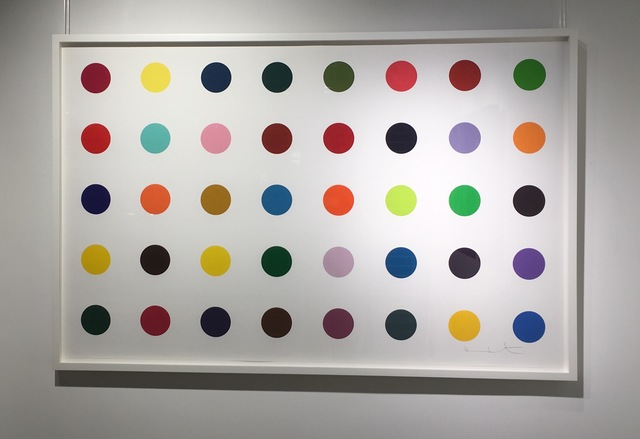 Damien Hirst, 'Methyl Phenylsulfoxide', 2010, Joseph Fine Art LONDON