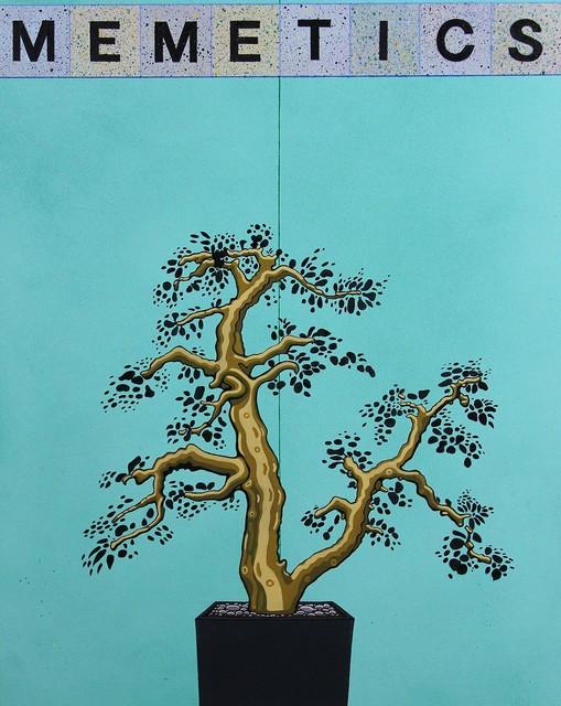 , 'Plastic Tree,' 2017, Castlegate House Gallery