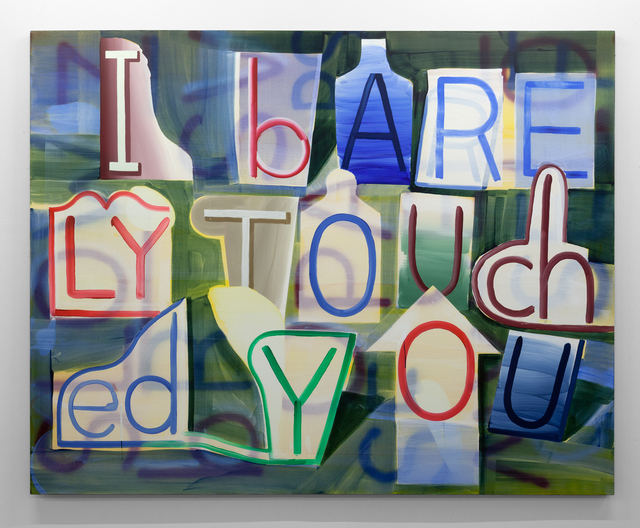 , 'I Barely Touched You,' 2016, Arsenal Contemporary