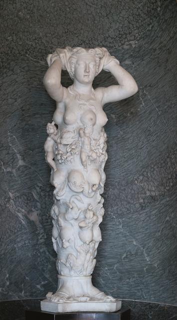 Niccolò Tribolo, 'Statue de la Nature (Statue of Nature)', 1529, Château de Fontainebleau