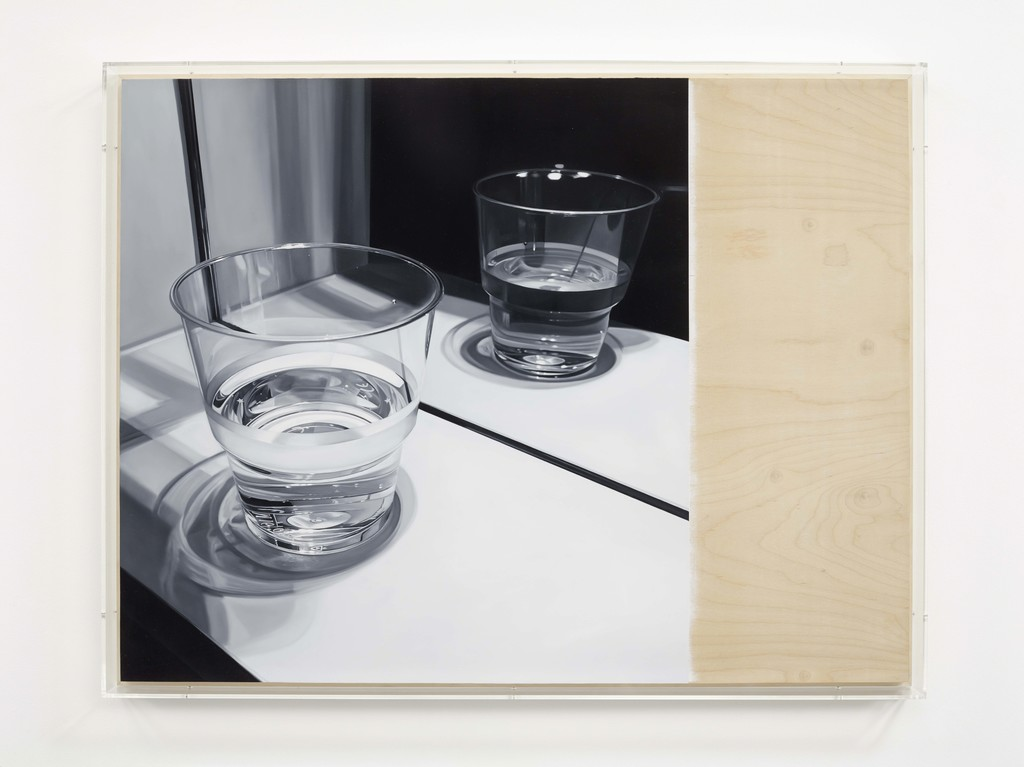 James White, 'Untitled (Reflection)', 2017, Courtesy the artist and Blain|Southern, Photo: Prudence Cuming Associates.