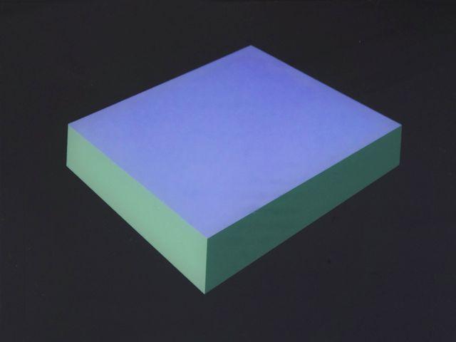 , 'Lavender Slab #2,' 2018, Vivian Horan Fine Art