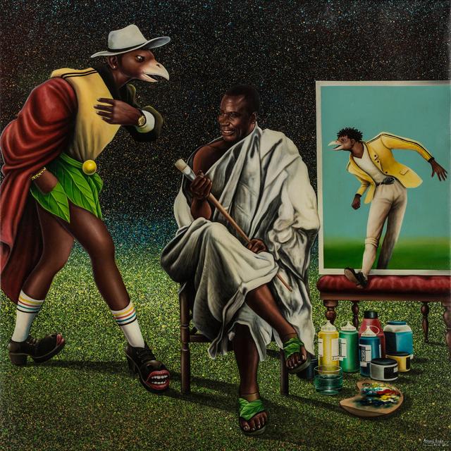 Amani Bodo, 'Le prophète', 2016, PIASA