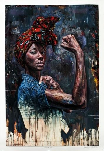 , 'Rosie no. 1,' 2016, LatchKey Gallery
