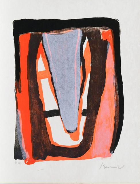 Bram van Velde, 'No title', ca. 1970, Le Coin des Arts