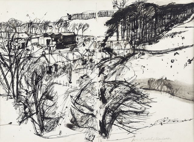 , 'A Fife Farm near Burntisland,' ca. 1952, The Scottish Gallery