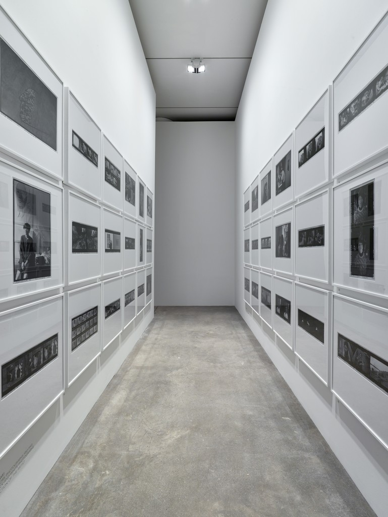 Installation view of 'New York Photographs', Faurschou Foundation, Copenhagen, 2015. Photo by Anders Sune Berg, © Faurschou Foundation
