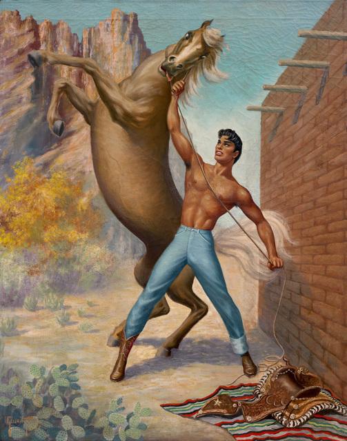 , 'Young Stallion,' 1951, TASCHEN