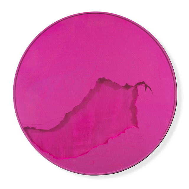 , 'Cercle Rose Tyrien HFSH,' 2012, Espace Meyer Zafra