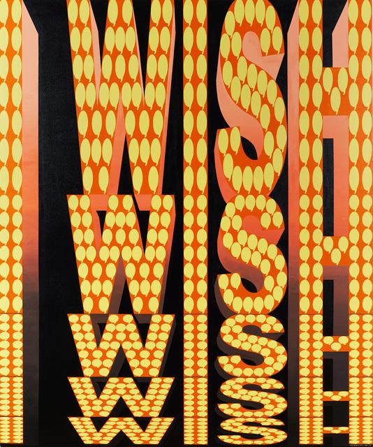 , 'I wish I wish I wish,' 2017, Gallery EM