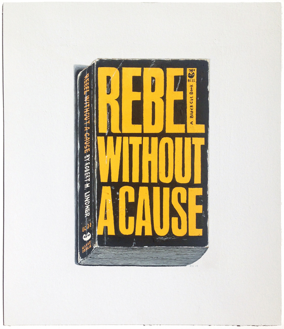 , 'Rebel Without a Cause,' 2015, Arthur Roger Gallery