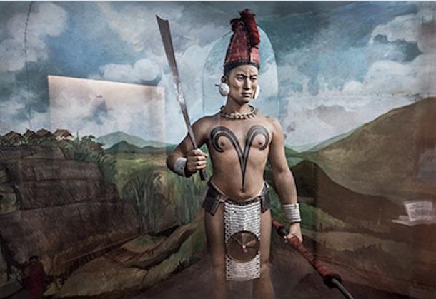 Jane Tuckerman, 'Nagaland Warrior', 2015, Galerie Brésil