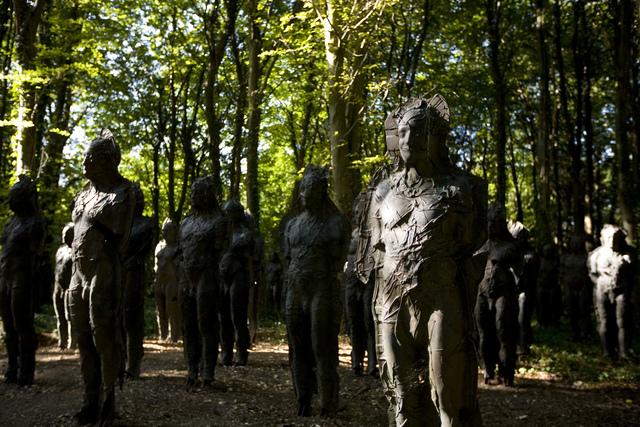 Peter Burke, 'Host', 1996, Cass Sculpture Foundation