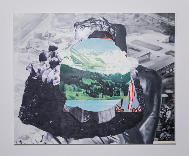 , 'Sem título,' 2017, Luciana Brito Galeria