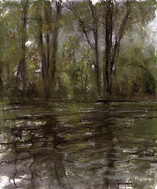 , 'Housatonic Reflection,' , Pucker Gallery